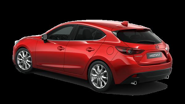 Mazda3 в кузове хэтчбек