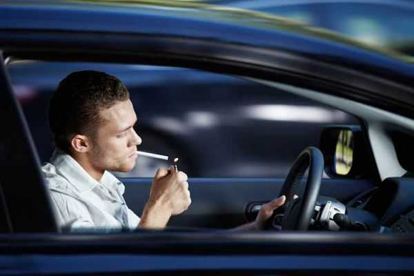 запаха табака в машине