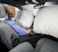 Как заменить подушку безопасности
