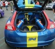Увеличение мощности авто с помощью закиси азота