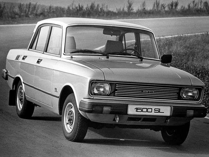 Москвич АЗЛК-2140 SL