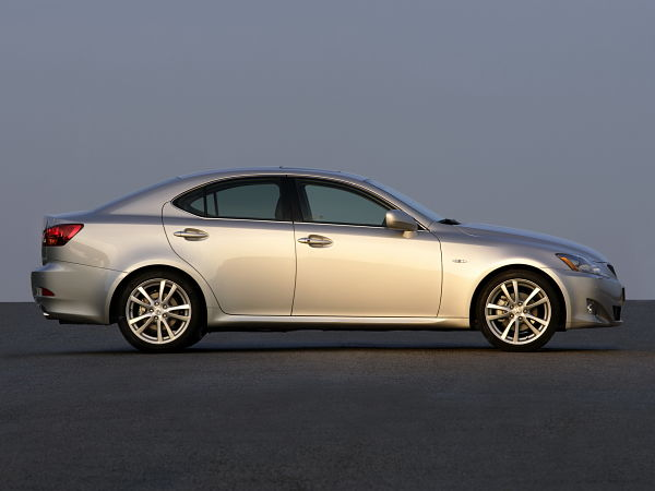Lexus IS второго поколения