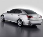 Седан Lexus IS второго поколения
