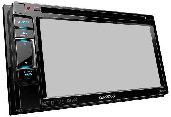 Kenwood DDX-355 USB