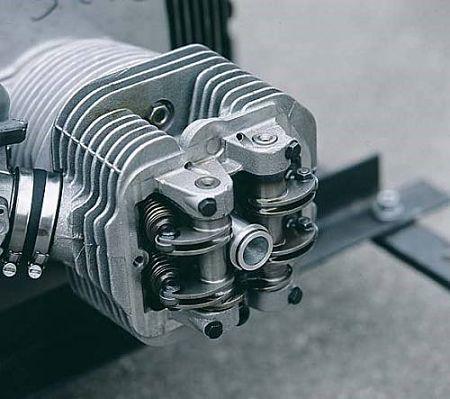 двигатель с двумя распредвалами