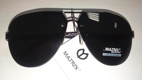 Солнцезащитные поляризованные очки Matrix