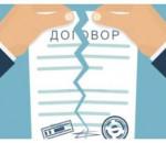 расторжение договора ОСАГО клиентом