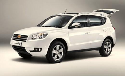 Марки китайских автомобилей популярных в России и их цены