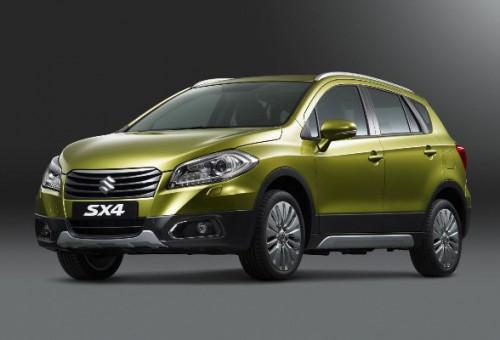 Тестируем новый Suzuki New SX4