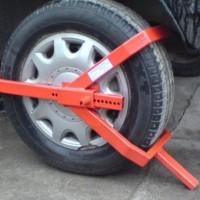 колесный блокиратор