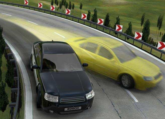 система ESP на авто