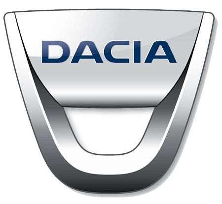 Эмблема Dacia