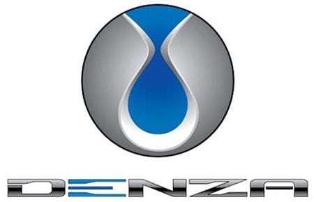 Эмблема Denza