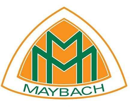 Эмблема Maybach