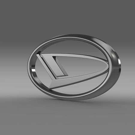 Эмблема Daihatsu