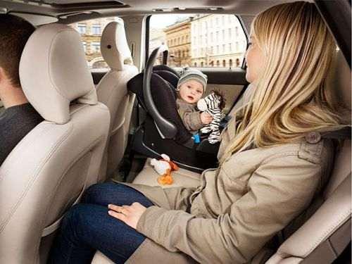 Детские автокресла для новорожденных
