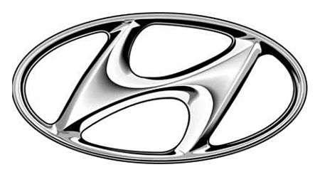 Эмблема Hyundai