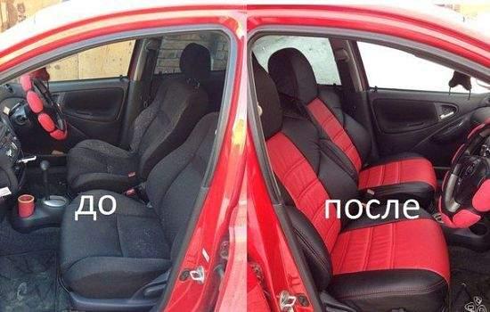 Оригинальные авточехлы