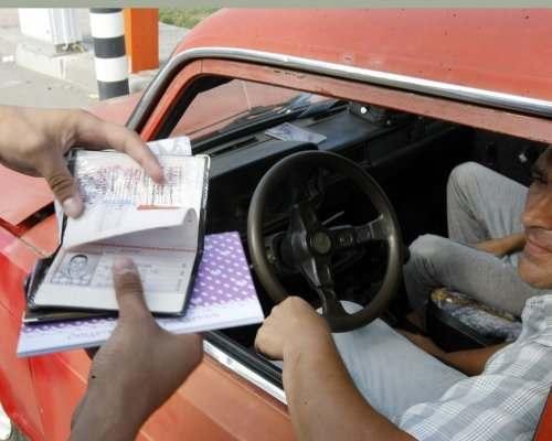 Замена зарубежных водительских прав на российские
