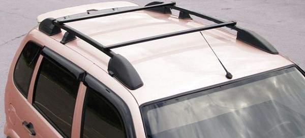 Рейлинг для багажа Chevrolet Niva