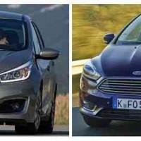 KIA Cee'd vs Ford Focus