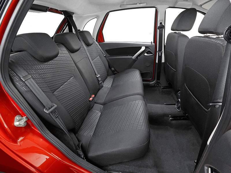 Datsun-mi-Do задние сидения