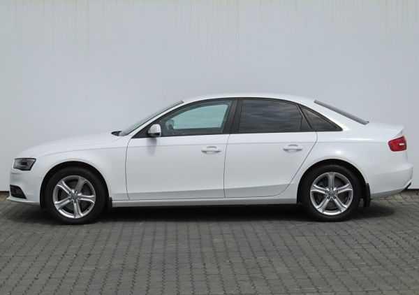 Audi A4 с пробегом