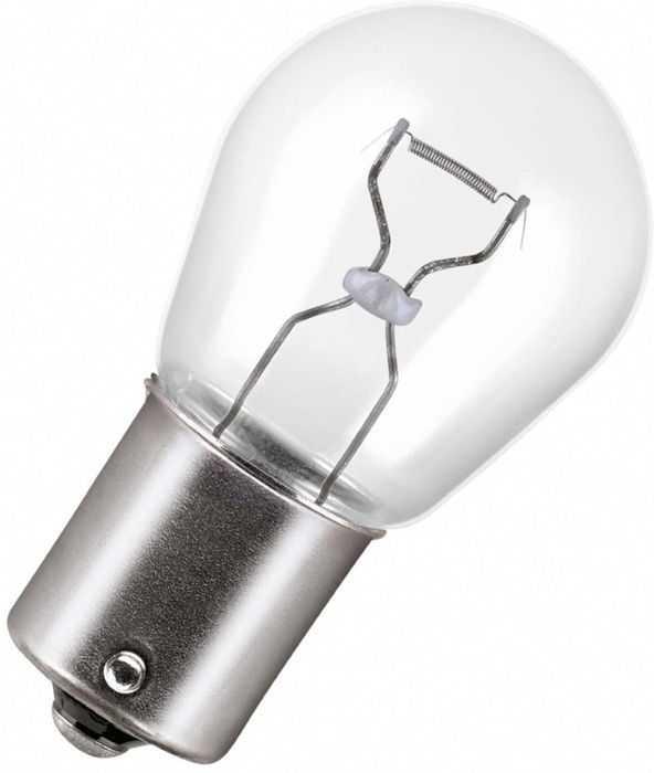 лампа накаливания для авто