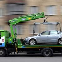 эвакуация авто на штрафстоянку в Москве