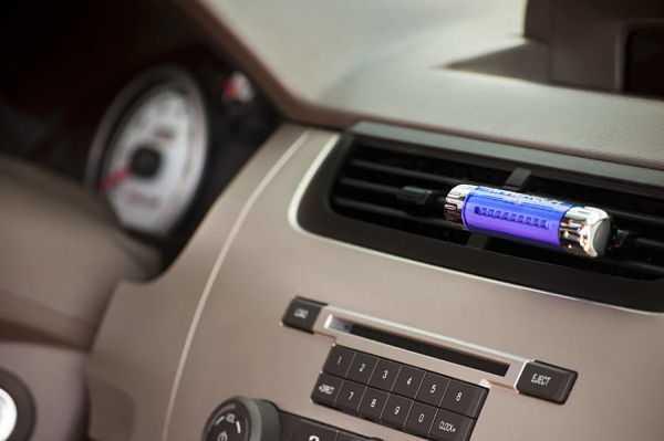 освежитель на дефлектор