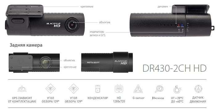 BlackVue DR470-2CH