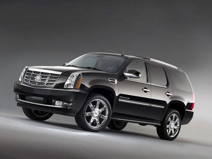 б/у Cadillac Escalad