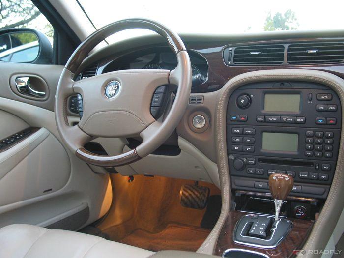 салон jaguar-s-type 2003