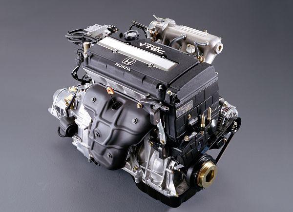 двигатель DOHC VTEC