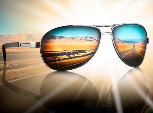 очки на дороге