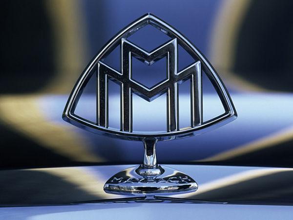 эмблема марки Maybach