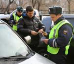 проверка водительских прав сотрудником гибддд