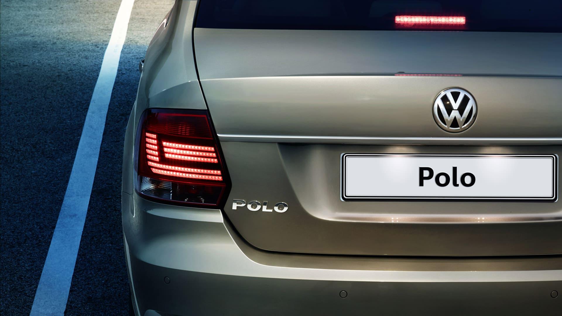 задний багажник Фольксваген Поло