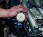 проверка компрессии мотора