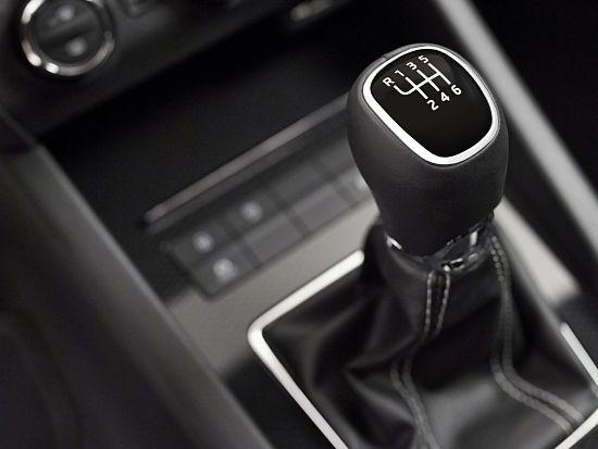 ручка переключения передач