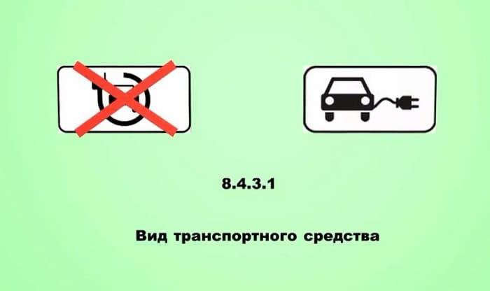 знак 2021 года - 8.4.3.1